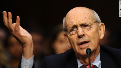 U.S. Supreme Court Justice Stephen Breyer