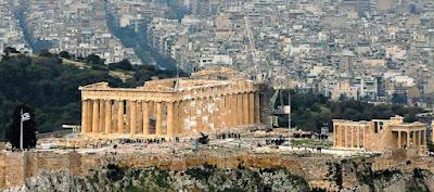 Τα μνημεία της Αθήνας αντιστέκονται στον χρόνο
