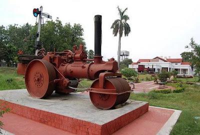 rail museum gorakhpur opening time