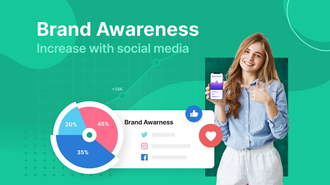 How To Increase Brand Awareness On Social Media