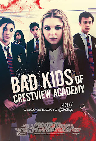 Poster Of Bad Kids of Crestview Academy In Dual Audio Hindi English 300MB Compressed Small Size Pc Movie Free Download Only At worldfree4u.com