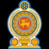 Logo Gambar Lambang Simbol Negara Sri Lanka PNG JPG ukuran 200 px