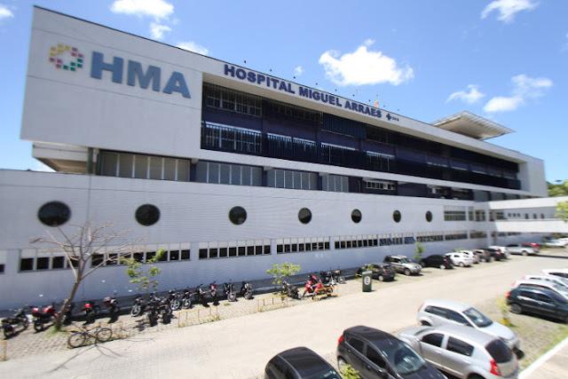 MPPE investiga desvio de R$ 2 milhões do Hospital Miguel Arraes