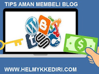 Tips Membeli Blog yang Aman