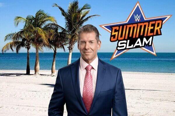 ال WWE تفكر في إقامة عرض سلام 2020 في الشاطئ أو على متن باخرة كبيرة