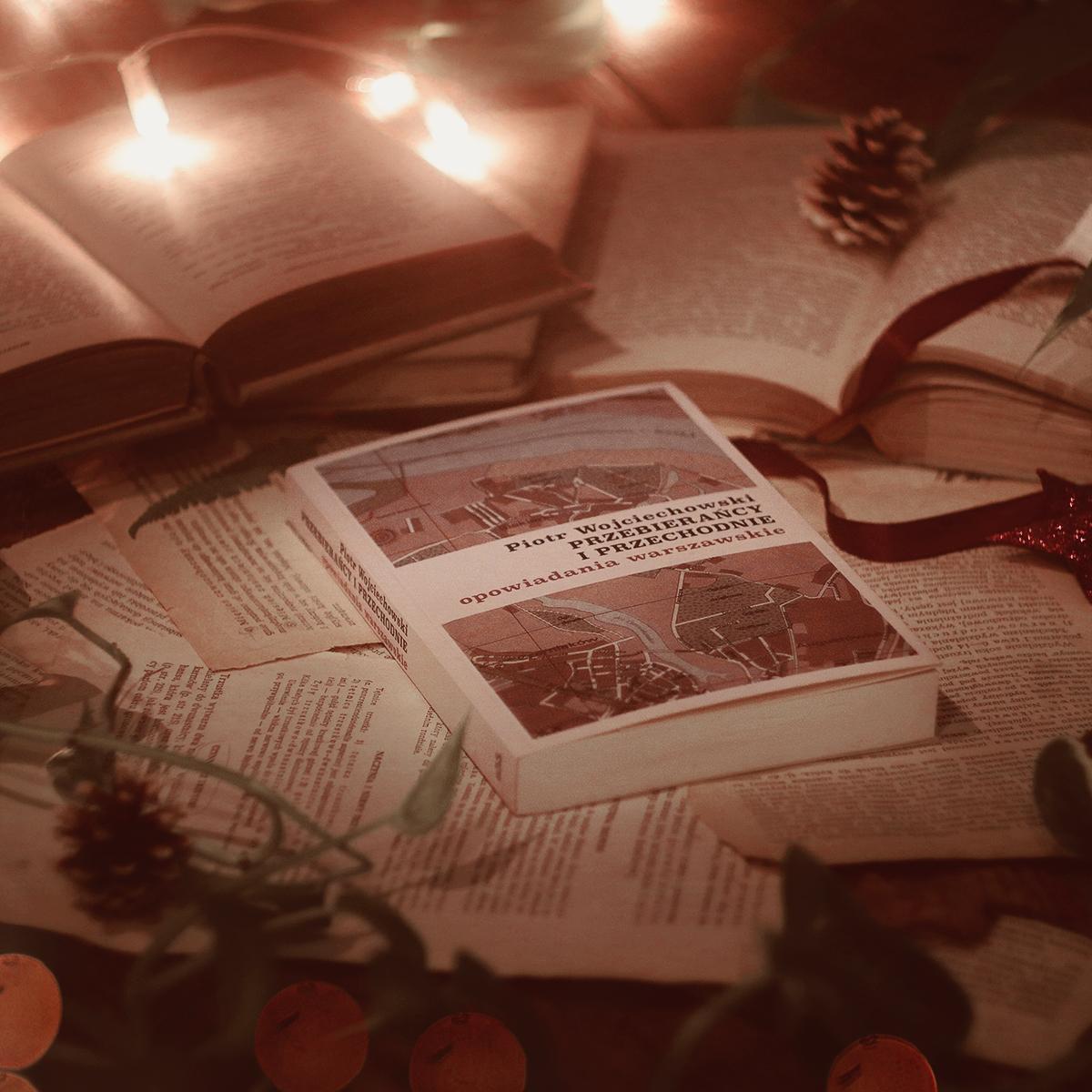 #145 Przebierańcy i przechodnie. Opowiadania warszawskie - Piotr Wojciechowski - recenzja - czy warto przeczytać?