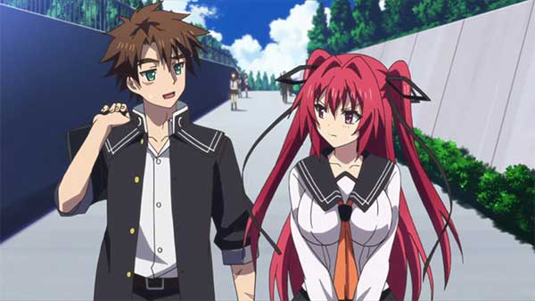 Best harem - shinmai maou no testament