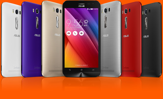 Asus Zenfone 2 Laser ZE550KL - Price - Specifications and Review