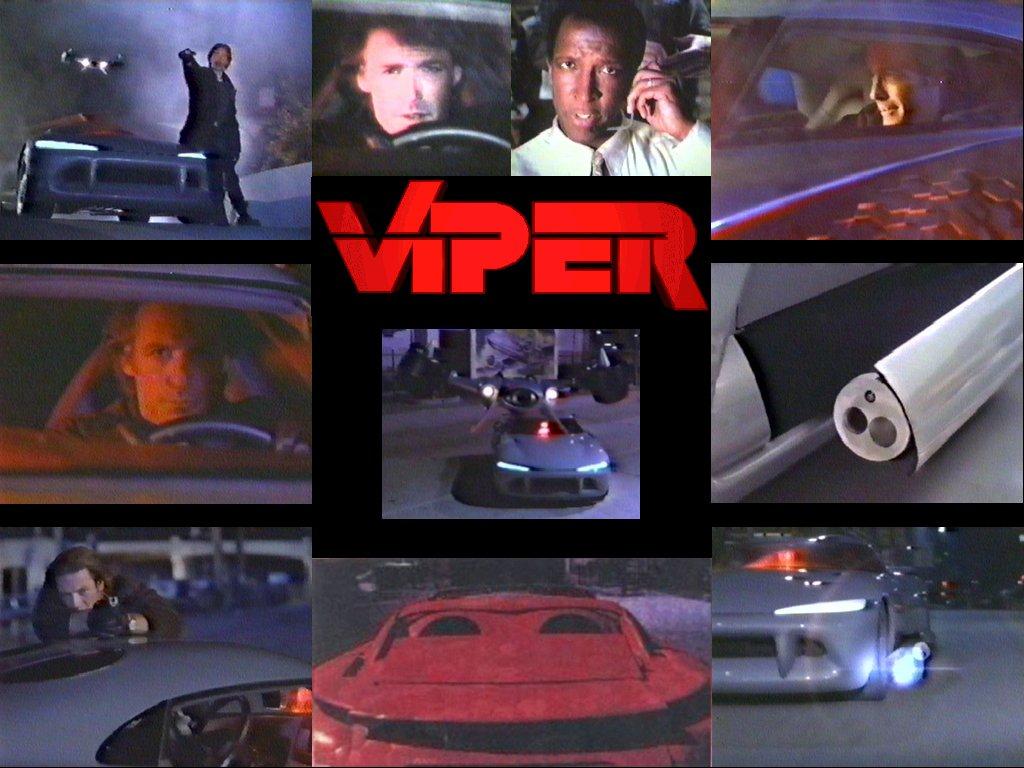 """FALANDO EM SÉRIE: """"VIPER"""" (1994)"""