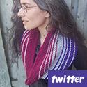Balance, a Twitter knit-a-long