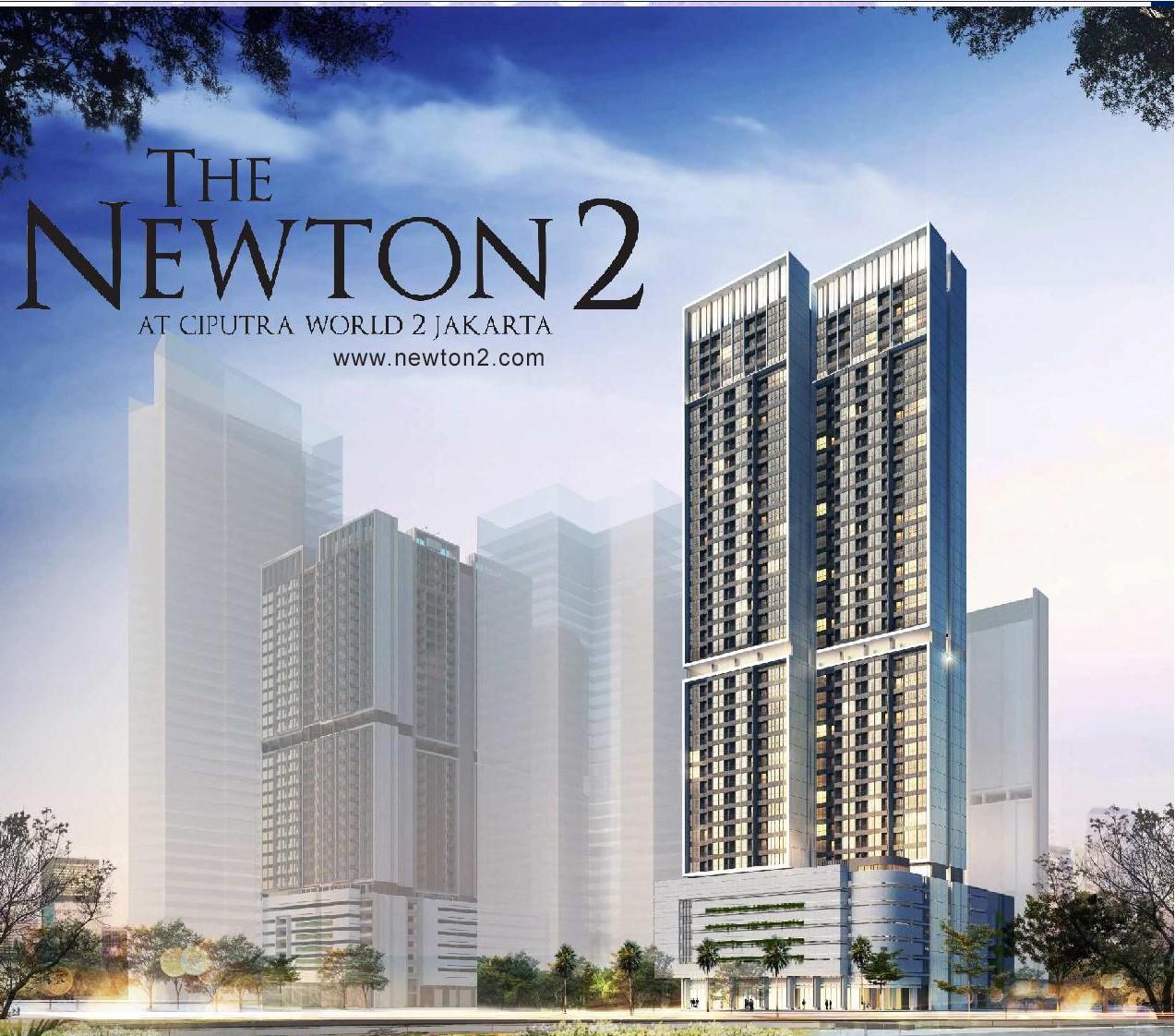 Newton 2 Ciputra