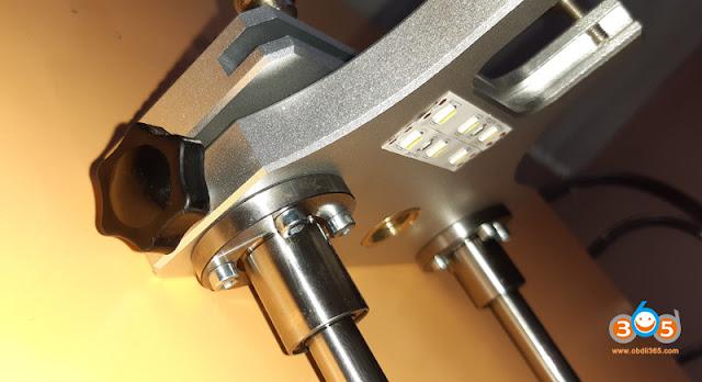 rilavorazione telaio BDM in alluminio 2