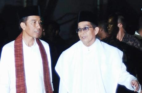 Cari Solusi Konflik, Jokowi Telepon Erdogan dan Emir Tamim Bahas Pengucilan Qatar