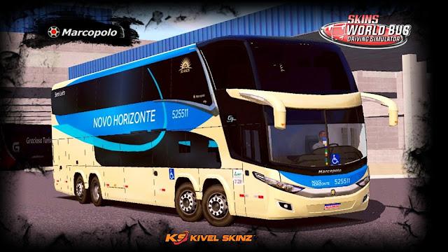 PARADISO G7 1800 DD 8X2 - VIAÇÃO NOVO HORIZONTE