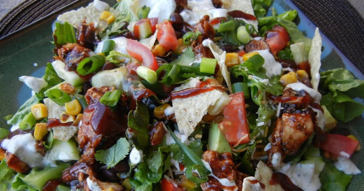 California Pizza Kitchen Bbq Chopped Salad Recipe