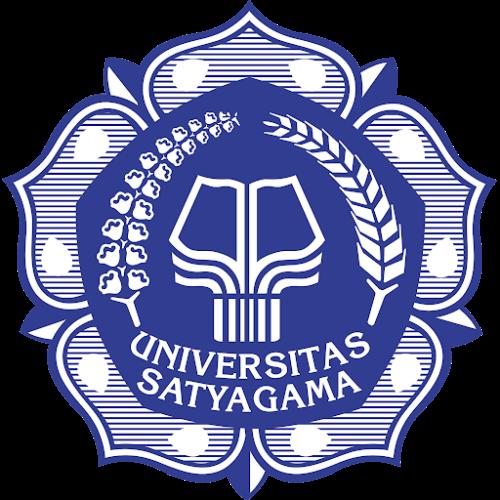 Cara Pendaftaran Online Penerimaan Mahasiswa Baru (PMB) Universitas Satyagama Jakarta - Logo Universitas Satyagama Jakarta PNG JPG