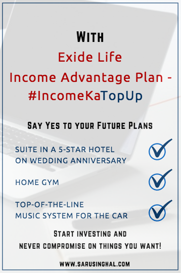 Extra Income for Extra Fun - #IncomeKaTopUp