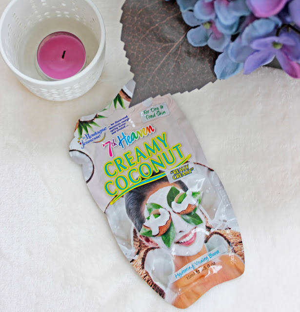 My Top Three 7th Heaven Face Masks | Tea And Beauty