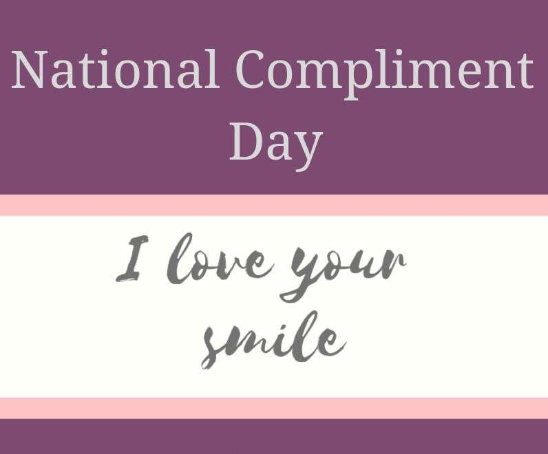 National Compliment Day Wishes Photos
