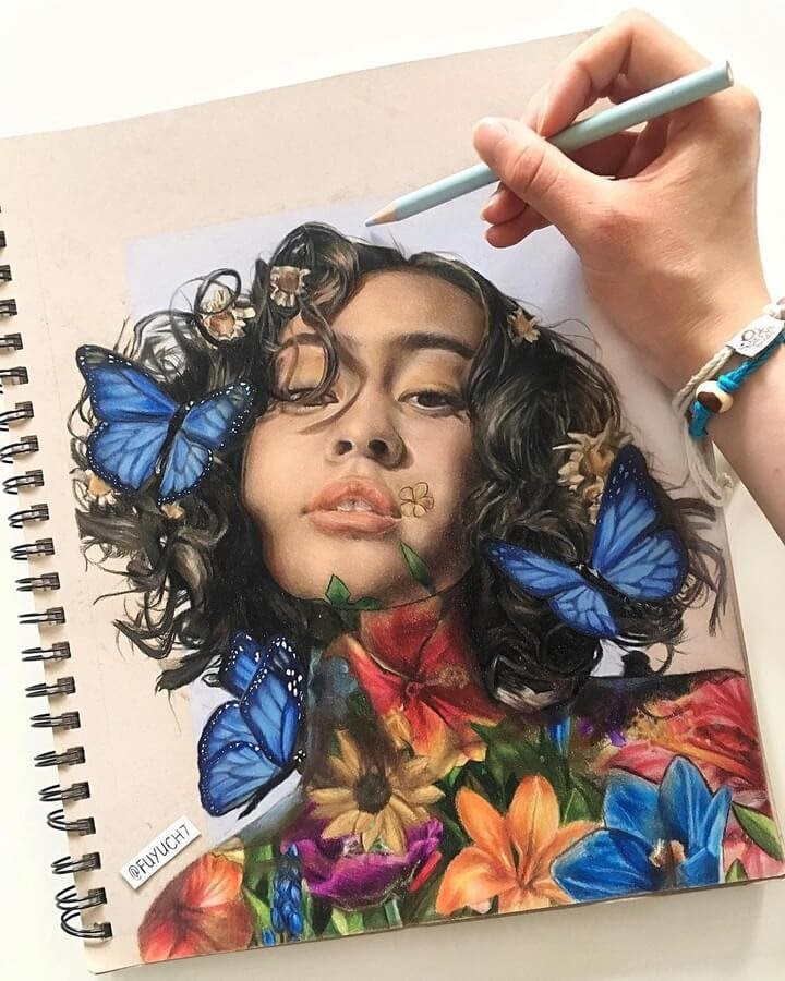 05-Butterflies-and-flowers-Vicky-www-designstack-co