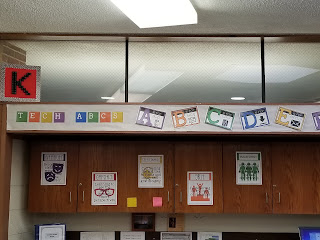 Technology Themed  Decor for Classroom or Computer Lab