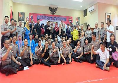 Polrestabes Semarang Mengajak Warga Sigap dan Waspada Pada Tindak Kriminalitas