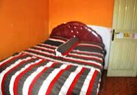 bentuk kamar di penginapan cempaka dieng