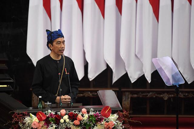 Pidato Presiden RI di Sidang Tahunan MPR 16 agustus tahun 2021www.tomatalikuang.com