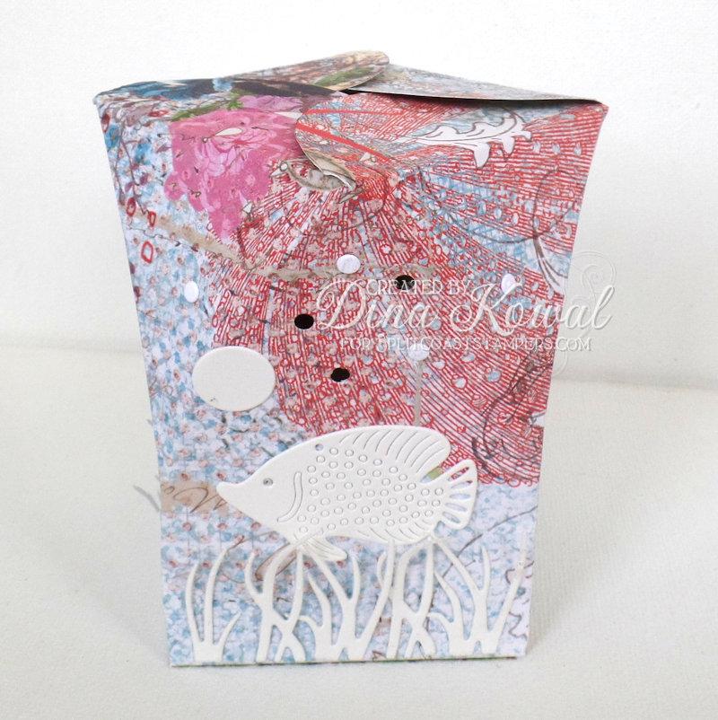Dina kowal creative splitcoast tutorial curve sided box for Loves fish box menu
