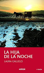 La hija de la noche, Laura Gallego