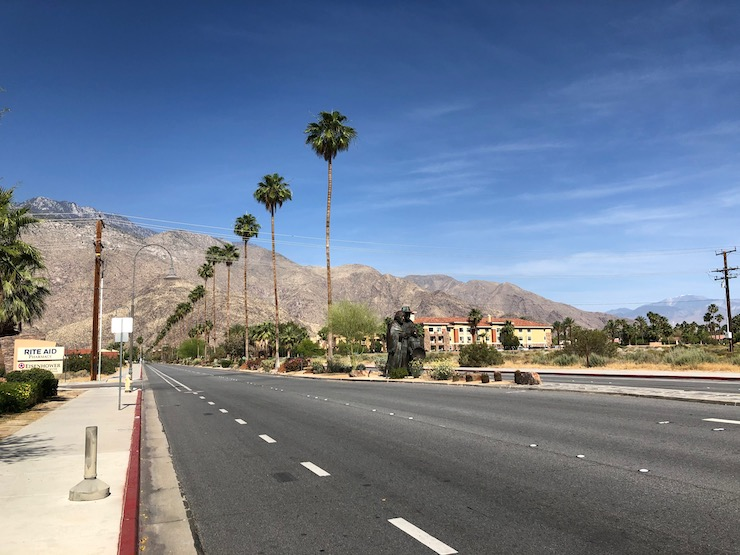 Tahquitz Canyon Way Palm Springs