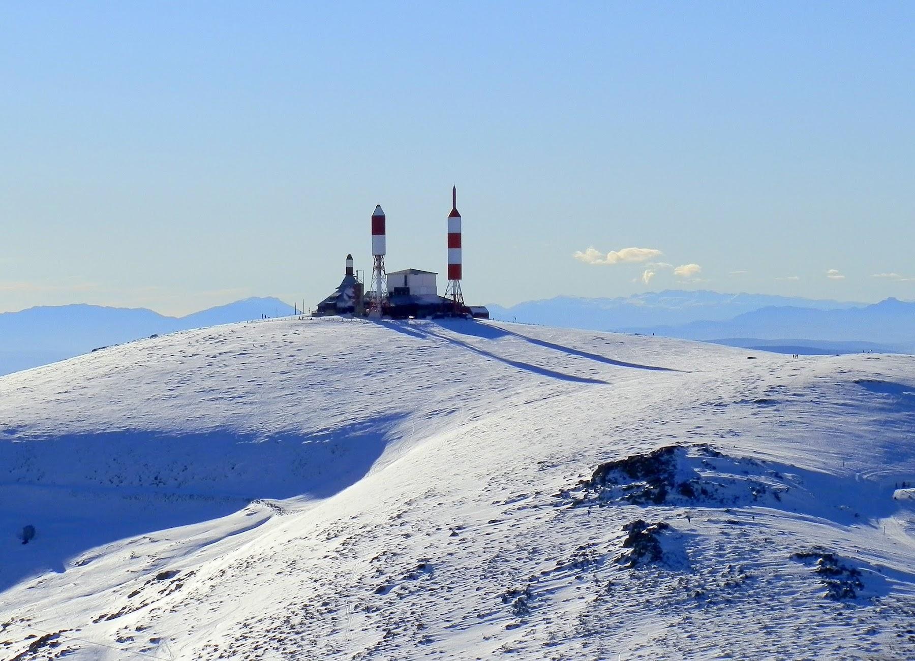Bola del Mundo, iniciación montaña invernal
