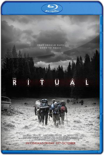 The Ritual (2017) HD 1080p y 720p Latino