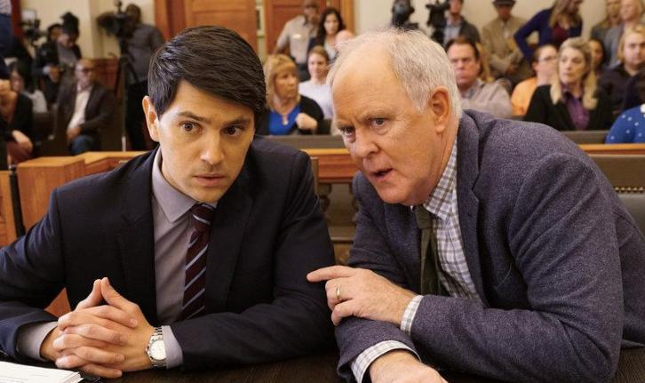 Trial & Error - Season 2 - John Lithgow May Return for Arc