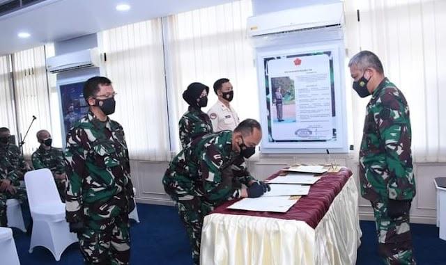 TNI: Peningkatan kinerja dan pengelolaan yang miliki Zona Integritas