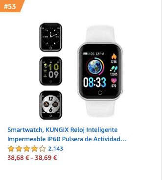 El gadget mas vendido