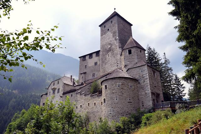 castelli in alto adige
