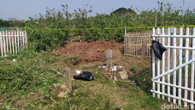 Soal Pembongkaran Makam di Bekasi Dikaitkan Dengan Ilmu Hitam Begini Kata Polisi