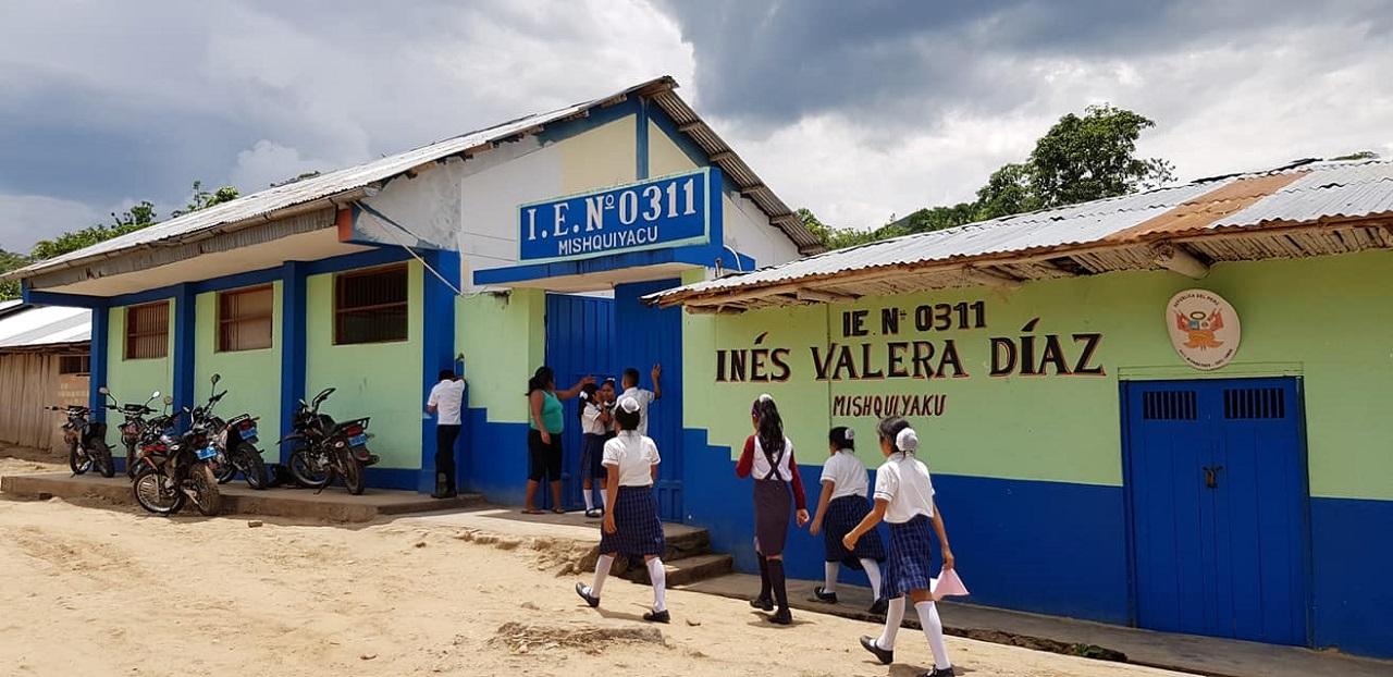 Escuela 0311 INÉS VALERA DÍAZ - Mishquiyacu