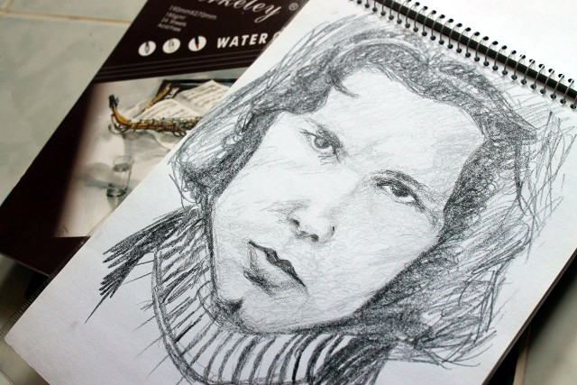 nick drake by nephithyrion
