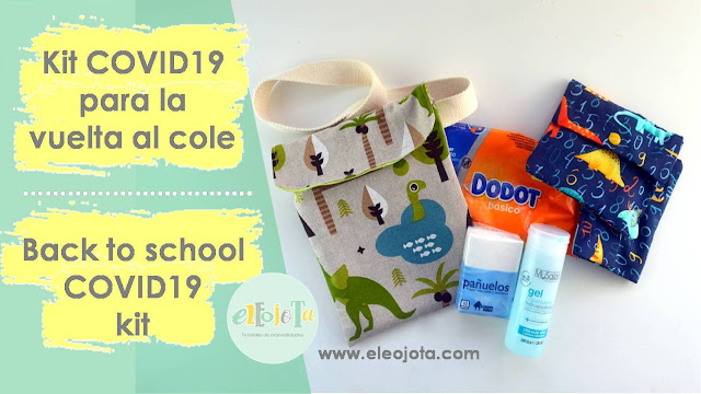 Kit COVID-19 vuelta al cole