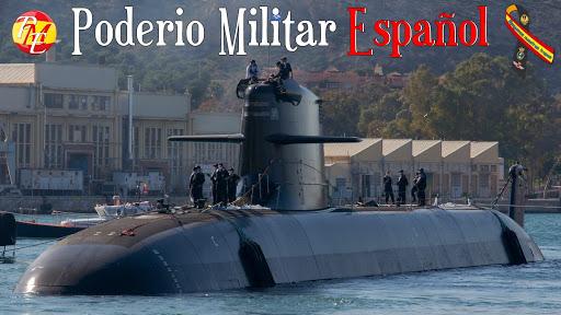 Poderio Militar Español