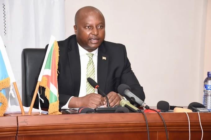 "⭕️ ورد الآن |  جمهورية بوروندي تقرر إغلاق ما وصفته بـ""قنصليتها العامة"" في مدينة العيون المحتلة."