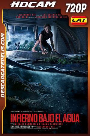 Infierno Bajo el Agua (2019) HD CAM 720p Latino
