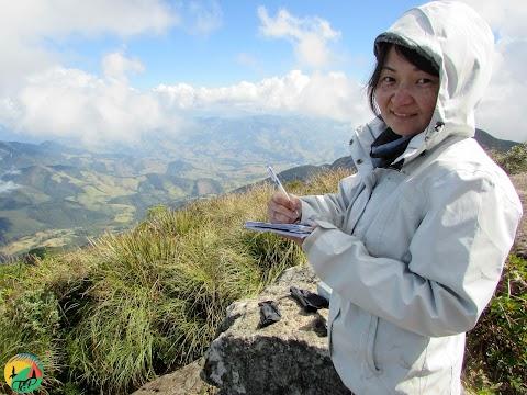 Relato: Juliana & As Montanhas