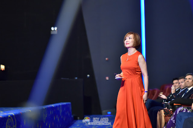 Ms. Koh Mei Lee - Le French Festival 2018 Launching at GSC Pavilion KL, Malaysia