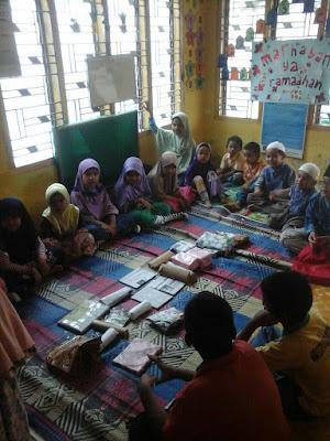 PKS Medan Area Kokoh Berkhidmat Melalui Ansyitoh Ramadhan