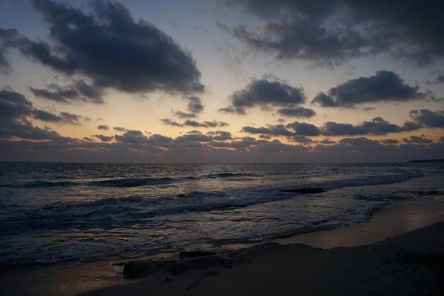 """""""Foggy Mediterranean Dawn"""" by Omar Cherif, Northern Coast of Egypt - August 2021"""