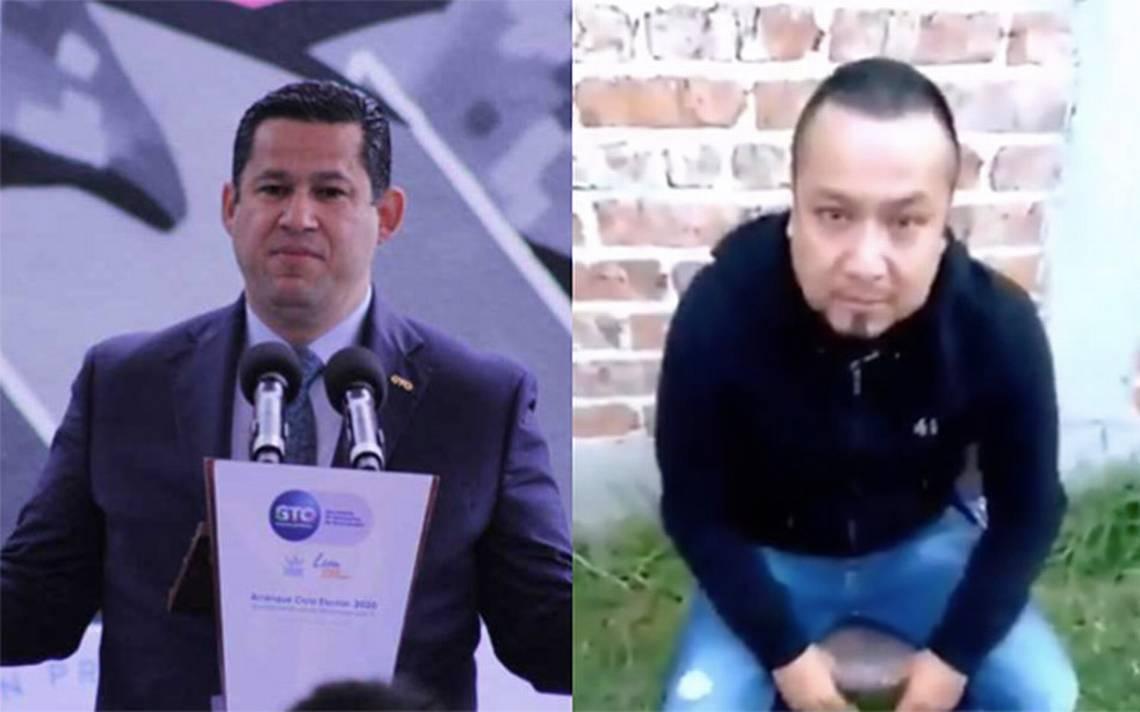 """José Antonio Yépez Ortiz """"El Marro"""" humilló a la """"Justicia"""", en Guanajuato no hay Gobernador, el Huachicolero es el amo y señor del estado"""