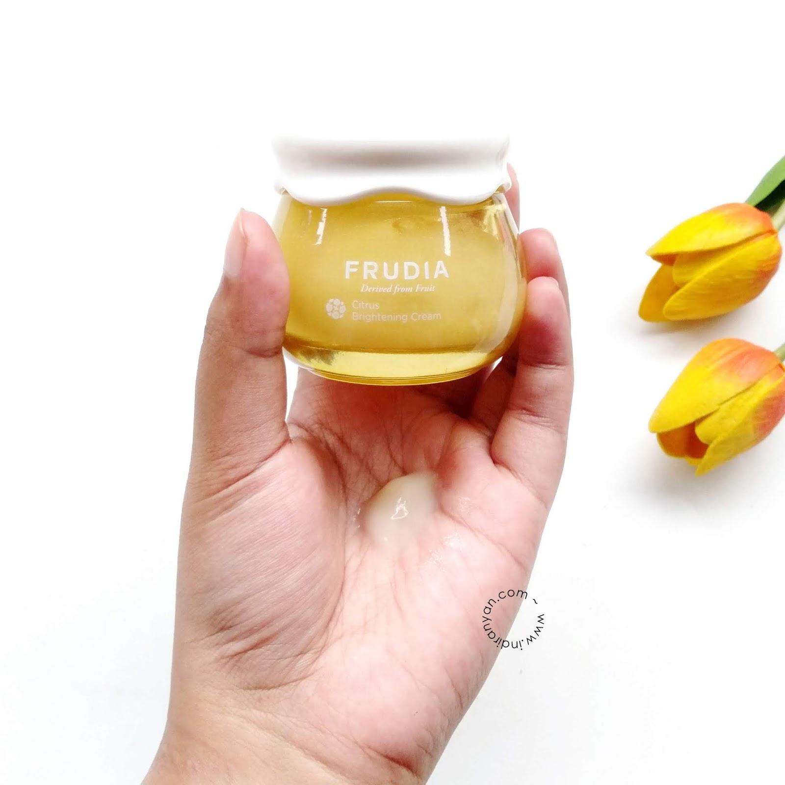 frudia-citrus-brightening-cream-review